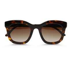 Stella Mccartney Oversized Square Sunglasses ($270) ❤ liked on Polyvore featuring accessories, eyewear, sunglasses, glasses, stella mccartney, sunnies, tortoise sunglasses, square frame sunglasses, round sunglasses and oversized square sunglasses