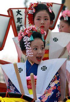 Hibuse Festival, Tokyo, Japan