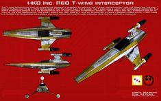 R60 T-Wing interceptor ortho [New] by unusualsuspex on DeviantArt