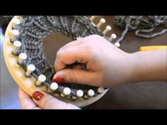 ▶ Diamond Lace Stitch, K 1 - YouTube