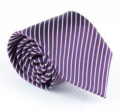 Krawat jedwabny