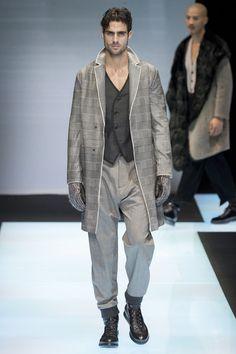 Giorgio Armani Fall 2016 Menswear Collection Photos - Vogue