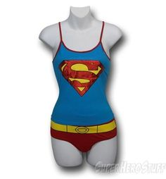 Bah, they come in supergirl too!  These cost more though.  WTH? $39.00