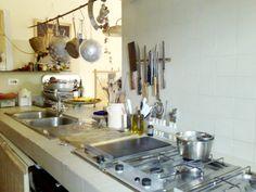 kitchen  camilla santi b&b