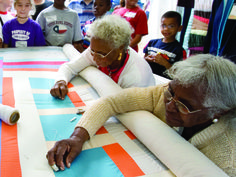 10  best places to see quilts