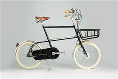 Esta atractiva y clásica bicicleta, ganadora de un Golden Pin Design Award, podría convertirse en la estrella urbana de Taiwán.