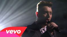Sam Smith - Lay Me Down (Live at The BRIT Awards 2015) March 4, 2015