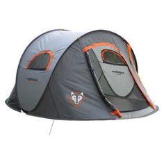 Rightline Gear Pop Up Tent - Gray/ Orange (90  sc 1 st  Pinterest & Amazon.com: Swissgear 12 Person Three Room Getaway Tent: Sports ...