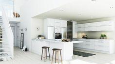 Køkken inspiration   Gode idéer & lækkert nyt køkken design