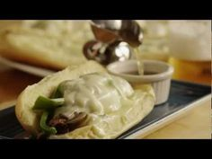 Baiga'99 Slow Cooker Cheese Steak | Watch how to make easy cheese steaks using the slow cooker. The meat cooks nice and slow and comes out wonderfully tender. Pile on the sautéed mushrooms, onions, peppers, and cheese!