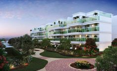 An amazing project on Av. Projetada A, Barra da Tijuca, Rio de janeiro. 2, 3, and 4 bedroom apartments from 74 to 174m². Garden suites and penthouses are also available. Luxurious amenities such as Pool, Pool Bar, Spa, Sauna, Fitness, Fountains, Playground and more. Contact us for floor plans and to register for this spectacular project by Queiroz Galvão! Let's get started with your purchase today! www.riomaravilha.net