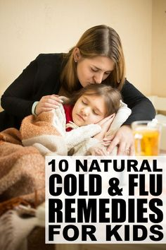 If your kids kick up as big a fuss as my daughter does when it comes to taking medicine, or you're just not a fan of having your children ingest meds unless they absolutely have to, make sure to bookmark this collection of natural cold and flu remedies for kids. I'm especially excited about remedy number 6 - who knew playdoh could make sick kids feel better?!