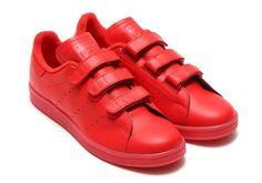 wholesale dealer 2956e 4a0a9 adidas Stan Smith CF Triple Red Adidas Stan Smith Red, Stan Smith Sneakers