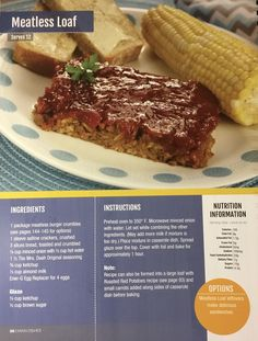 Meatless Burgers, Whole Food Recipes, Healthy Recipes, Saltine Crackers, First Health, Minced Onion, Nutrition Information, Organic Recipes, Oven