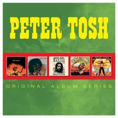 Original Album Series - Peter Tosh: Amazon.de: Musik