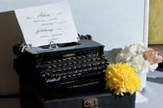 The Perfect Knot, The Nest and The New Egg: Vintage, Literary Wedding!