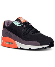 Nike Men\u0026#39;s Air Max 90 Essential Running Sneakers from Finish Line