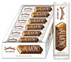 Justin's Nut Butter - Milk Chocolate Candy Bar Almond
