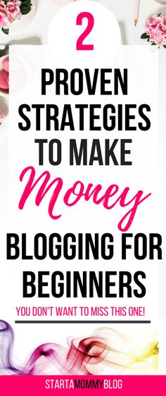 Learn Exactly how to make money blogging for beginners!