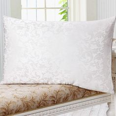 You will be surprised and delighted with the feel of these pure silk pillows.