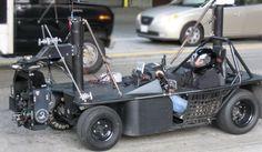 Pursuit Gas Kart | Pursuit Systems Inc.