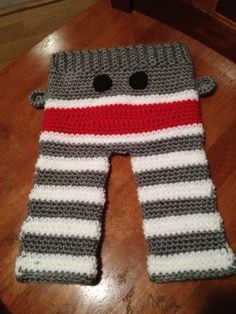 CROCHET SOCK MONKEY on Pinterest Crochet Sock Monkeys ...