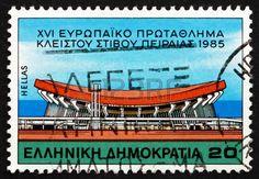 The Peace and Friendship Stadium, Neo Faliro, Piraeus, European Indoor Athletics…