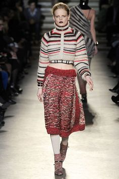 Missoni Fall 2010 Ready-to-Wear Collection Photos - Vogue