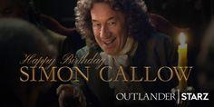 Нappy Вirthday Simon Callow! - 15 Июня 2016 - Outlander