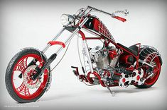 i like jr's bikes Chopper Motorcycle, Motorcycle Design, Motorcycle Style, Custom Baggers, Custom Choppers, Custom Bikes, American Chopper, Orange County Choppers, Old School Chopper
