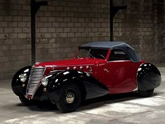 Vasileios Papaidis-Encyclopedia of Exotic Supercars & Concepts by Vasileios 23 January 2018 1939 Renault Primaquatre-Sport SAP RAR by Pourtout Primaquatre-Sport SAP RAR are created at request of Louis Renault, being an answer to successful 1937/38 sports Peugeot Darl'Mat. In spring 1939, SAPRAR (Renault subsidiary