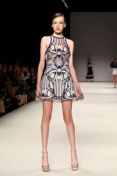 Alice McCall Fall 2013 Ready-to-Wear Fashion Show