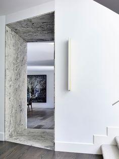 Contemporary Architecture, Architecture Details, Interior Architecture, Modern Interior, Interior Styling, Interior Design, Stone Masonry, Door Design, Interior Inspiration
