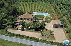 Toscaans Huis  Follonica Vakantiewoningen  provincie Grosseto Toscane Italië