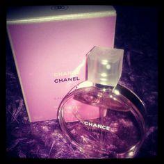My new Chanel Chance eau Tendre <3