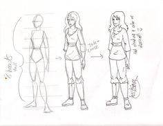 Figure Studies-Female 2 by xerachan