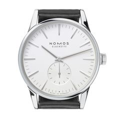 Zürich steelback | Beautiful watches purchased online. Directly from NOMOS Glashutte/SA.