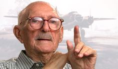 D-Day Anniversary- Joni interviews Dominick Mazza, decorated B-26 Bomber Crew Chief about his #DDay mission.