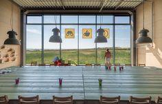 Inspiration Center Grevelingen, Ouddorp, 2015 - Paul de Ruiter Architects
