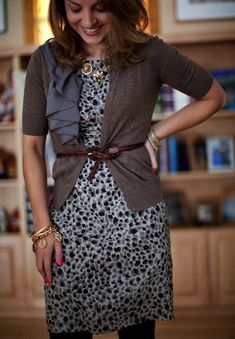 Changing Its Spots: Leopard Print as Work Attire