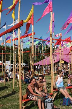 Love a good summer festival