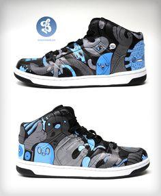 Maxims Sneaker by =Bobsmade on deviantART