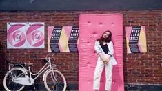 Krystal Jung, Jessica Jung, Singer, Pink, Singers, Pink Hair, Roses