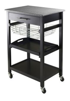 20322 Julia Kitchen Cart