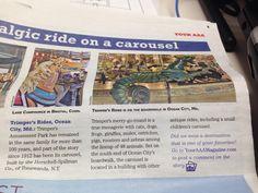 Trimper's Ride Carousel MD