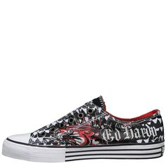 Ed Hardy Lowrise Shoe for Kids - White - Yvonne's Kid Shoes, Me Too Shoes, Fashion Shoes, Vans, My Style, Sneakers, Blog, Shopping, Tennis