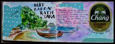 carnet de voyage Thailande : créer un carnet de voyage avec des enfants