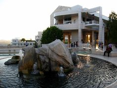 Getty Center. Los Angeles