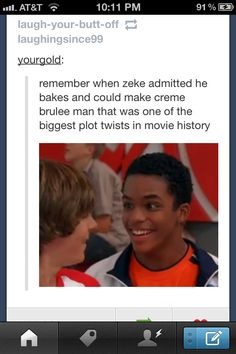 Totally. You gotta live hard core to be hard core.: High School Musical Funny, Funny High School Musical, Guy, Highschoolmusical, Wildcat, Bake, High School Musical Movie, High Schools