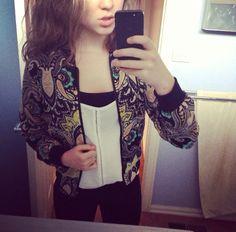 Love my new jacket